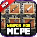 Weapon MOD For MCPE! 1.0