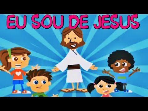 Eu Sou De Jesus Turma Kids E Cia Musica Infantil Evangelica