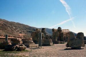 Persepolis Historic Site 122