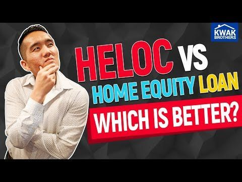 Home Equity Line Of Credit Vs Home Improvement Loan In 2020 Home Equity Loan Home Equity Home Equity Line