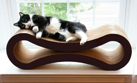 PetFusion Cat Scratcher Lounge Deal of the Day | Groupon LAST DAY AT $35!!