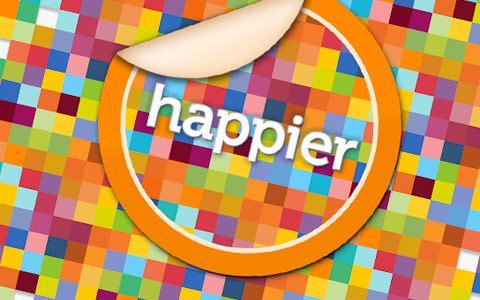 Be Happier - le réseau social qui rend heureux :-) http://lecollectif.orange.fr/articles/be-happier/
