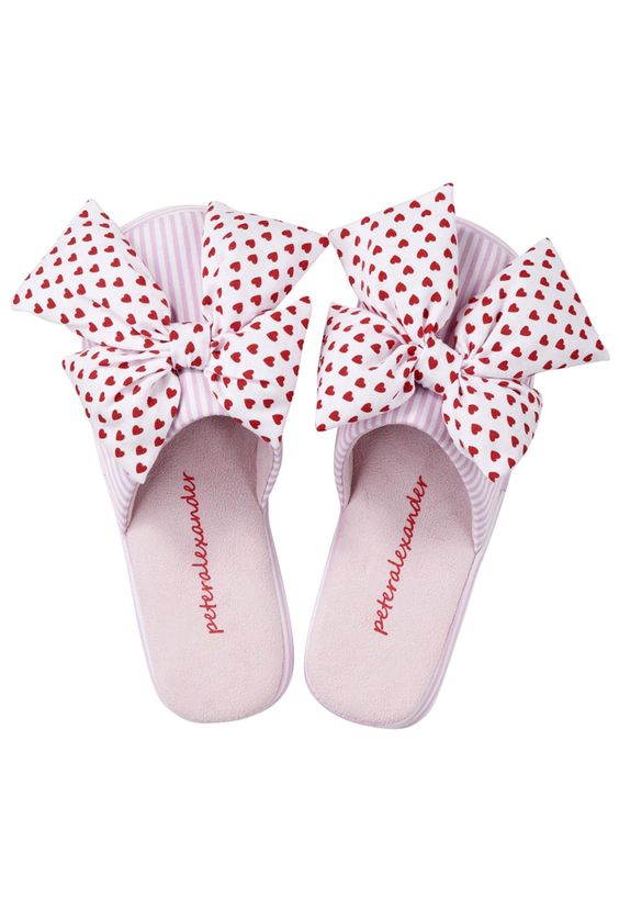 Peter Alexander Big Bow Scuff
