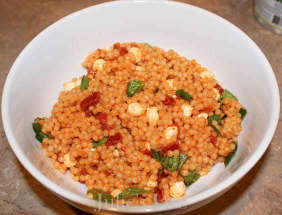 explore caprese julie s couscous caprese and more couscous