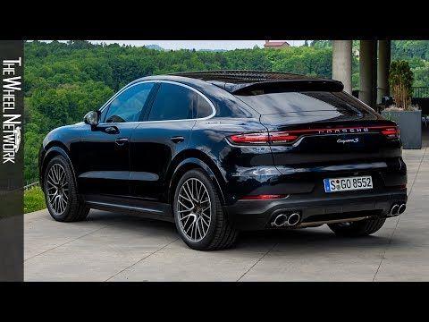 2020 Porsche Cayenne S Coupe Moonlight Blue Metallic Exterior Interior Youtube Porsche Cayenne Porsche Porsche Cayenne Interior