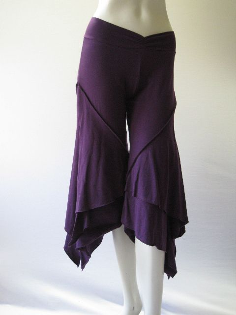 Ananda Pant in Purple