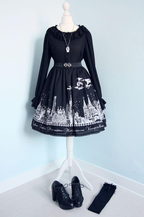 elegant gothic lolita | Tumblr