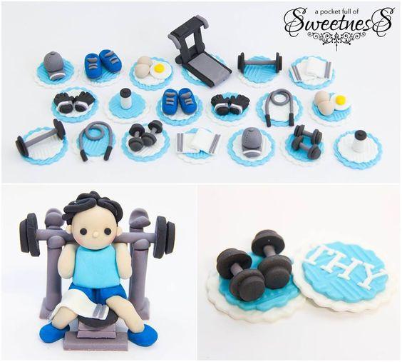 Cake Design Gym