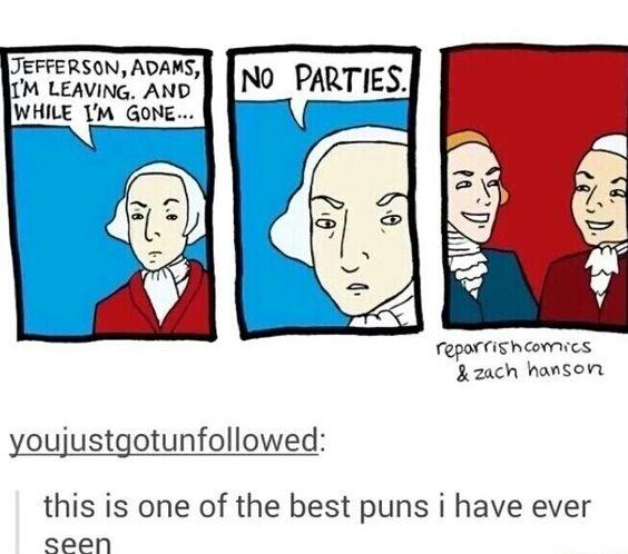 Hahaha! History humor.: