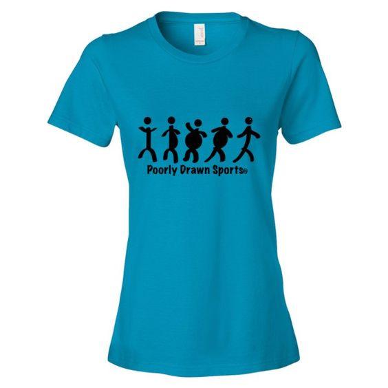 """""""Logo"""" Women's short sleeve t-shirt"""