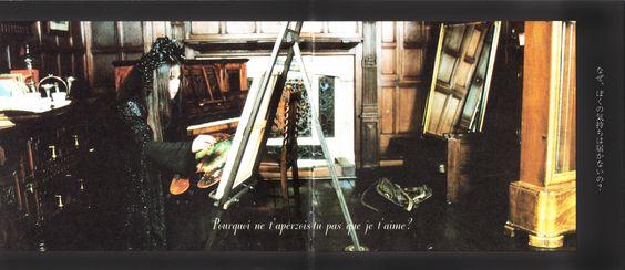 LAREINE - Blue Romance - ROMANCIA booklet - KAMIJO - MACHI - EMIRU - MAYU