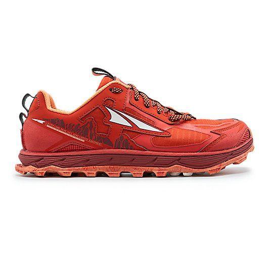 ALTRA Lone Peak 4.5 Noire Chaussures de Running Homme