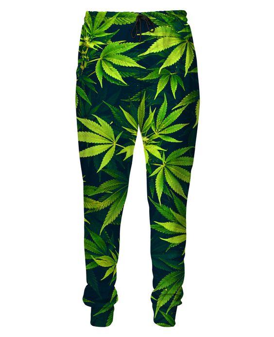 Pas cher Mauvaises herbes pantalon vert feuille passion pour pot 3d imprimer Sweats pantalons femmes hommes Joggers Sport pantalons mode vêtements , Plus la taille, Acheter  Pantalons et capris de qualité directement des fournisseurs de Chine: