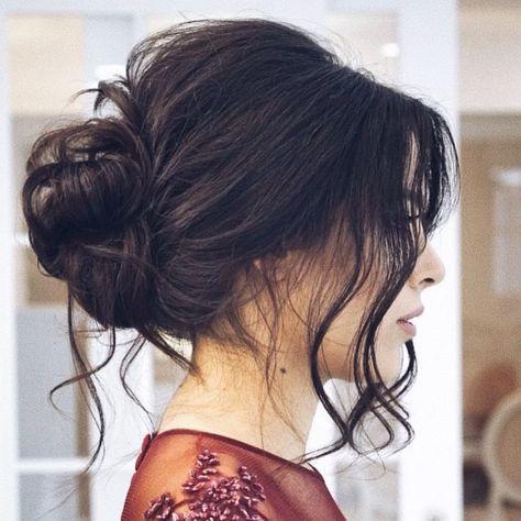 32 Most Romantic Updos For Long Hair Long Hair Updo Wedding Hairstyles For Long Hair Hairdo For Long Hair