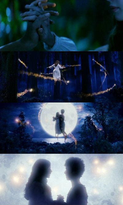 Disney, Peter and wendy and The movie on Pinterest