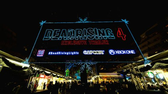 Painéis com luzes de Natal simulam trailer do novo Dead Rising 4 http://snip.ly/3ck7e #facebookmarketing #publicidadeonline #marketingdigital #redessociais #facebook #empreendedorismo #empreendedor #dinheiro #sucesso #empreenda #negócio
