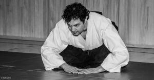 Aikido Schnuppertraining und Embu am 21.10.2014 in Altmünster: Etikette, Reshigi