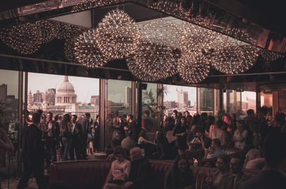 The best rooftop bars, cafes and restaurants in London