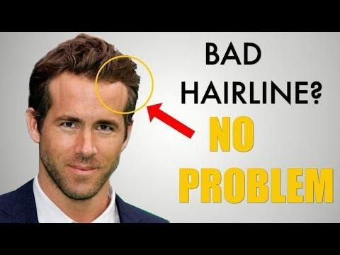 5 Awesome Hairstyles For Widows Peak Receding Hairline Hairstyles For Receding Hairline Cool Hairstyles Widows Peak Hairstyles