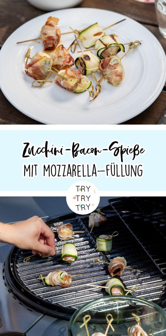 3 einfache und kreative Grill-Rezepte
