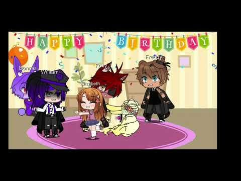 William Afton And Fnaf 1 Stuck In A Room For 24 Hours Gacha Club Elizabeth Afton Part 1 Youtube In 2020 William Afton Afton Anime