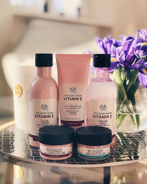 Pin By Elissa Wingfield On Body Shop Skincare Body Shop Skincare Body Shop At Home Body Shop Vitamin E