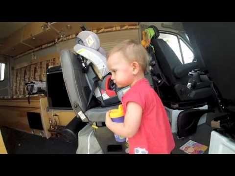 Sprinter Camper Van | www.AdventureFamilyInMotion.com #sprintervan #sprinterrv…
