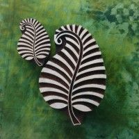 DLF01 - fern leaves - Colouricious