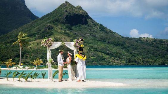 Bora Bora Wedding Packages | Four Seasons Resort Bora Bora