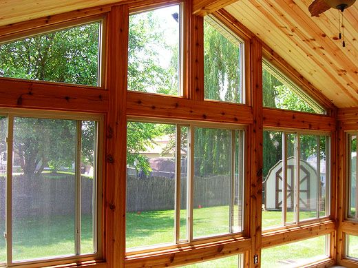 Year Round Sunroom Additions Affordable Custom Room