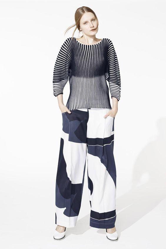 Issey Miyake Resort 2015 Fashion Show
