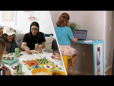 6 Diy Table Ideas For Your Living Room Youtube Diy Table Nifty Diy