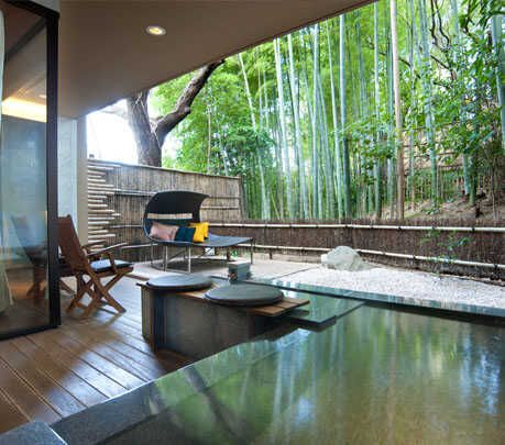 Onsen | Resort Hotel Atami Fufu with open-air bath in all guest rooms