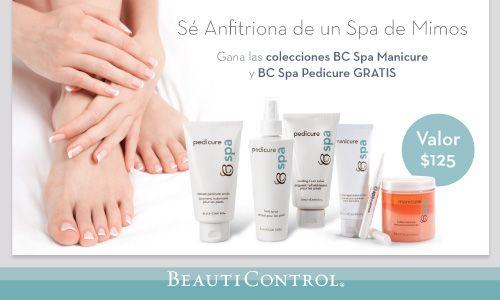 Página web para Consultoras independientes de BeautiControl