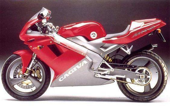 Mito 125 EV, 1996-1997