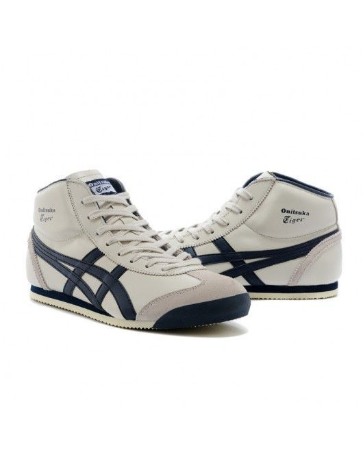 online retailer f28e0 dfb85 Asics Onitsuka Tiger Mexico 66 Mens Shoes Beige Black ...