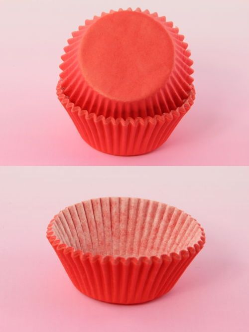 Baking Cups And Liners 177012 2 Standard Cupcake Liners Muffin Baking Cups Solid Red Lot Size 100 1000 Buy It N Baking Cups Cupcake Liners Baking