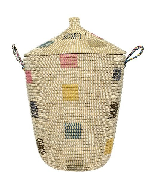 Geo Storage Basket £75 Rice storage in the pantry