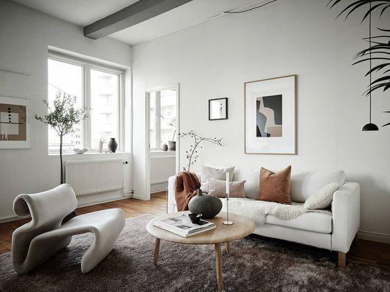 Phong cách Scandinavian - 6 bước trang trí nhà đẹp kiểu Bắc Âu