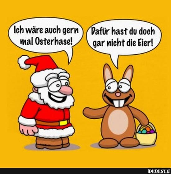 Zu ostern witze Ostern: Osterwitze