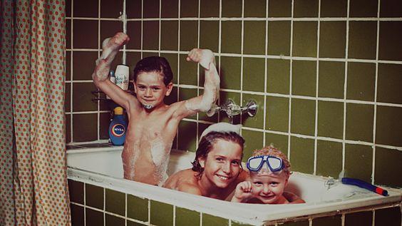 Die Badewanne: