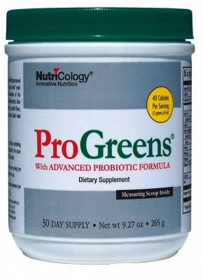 Nutricology Progreens, 9.27-Ounce