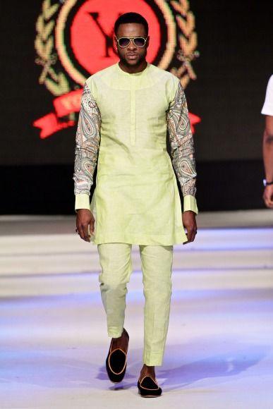 Yomi Casual Port Harcourt Fashion Week 2014 Nigeria