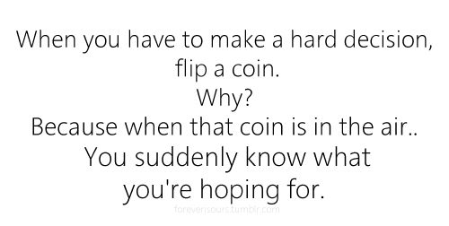 Never thought about it like that... so true.