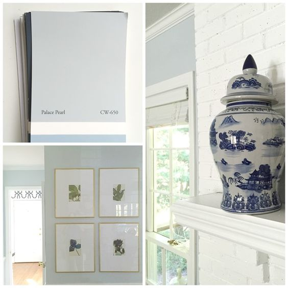 Palaces Light Blue And Benjamin Moore On Pinterest