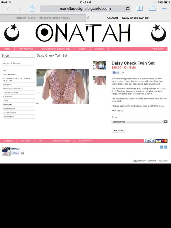 http://marielladesigns.bigcartel.com/product/daisy-check-twin-set