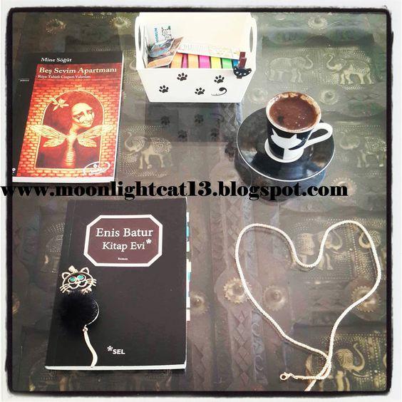 moonlightcat13: Okuma Halleri, Fotoğraflarla - Kitap Evi / Enis Ba...