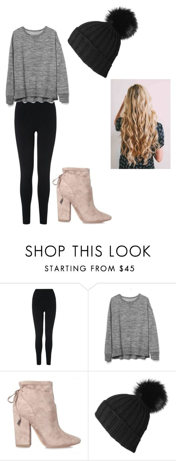 """""""Untitled #4"""" by bryleibeason ❤ liked on Polyvore featuring beauty, L.K.Bennett, Gap, Kendall + Kylie and Black"""