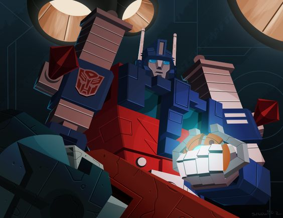 A collection of Transformers Movie Art by Matt Synowicz (Linked)