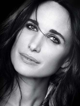 Andie MacDowell. . .Love her new show. . . CAPE COVE!